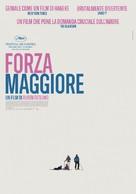 Turist - Italian Movie Poster (xs thumbnail)