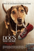 A Dog's Way Home - Movie Poster (xs thumbnail)