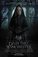 Winchester - Vietnamese Movie Poster (xs thumbnail)