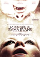 La posesión de Emma Evans - Spanish Movie Poster (xs thumbnail)
