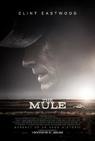 The Mule - Danish Movie Poster (xs thumbnail)
