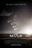 The Mule - Danish Movie Poster (xs thumbnail)