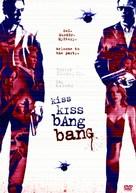 Kiss Kiss Bang Bang - poster (xs thumbnail)