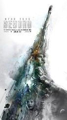 Star Trek Beyond - Movie Poster (xs thumbnail)