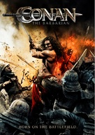 Conan the Barbarian - DVD cover (xs thumbnail)