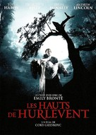 Wuthering Heights - French DVD cover (xs thumbnail)