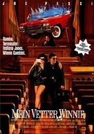 My Cousin Vinny - German Movie Poster (xs thumbnail)