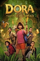 Dora and the Lost City of Gold - Movie Cover (xs thumbnail)