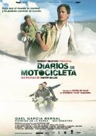 Diarios de motocicleta - Spanish Movie Poster (xs thumbnail)