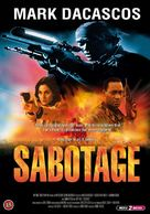 Sabotage - Danish Movie Cover (xs thumbnail)