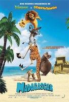 Madagascar - Brazilian Movie Poster (xs thumbnail)