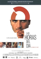 Las horas del día - Spanish Movie Poster (xs thumbnail)