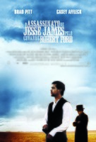 The Assassination of Jesse James by the Coward Robert Ford - Brazilian Movie Poster (xs thumbnail)