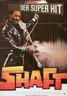 Shaft - German Movie Poster (xs thumbnail)
