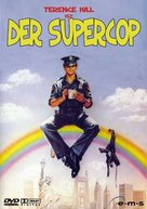 Poliziotto superpiù - German DVD cover (xs thumbnail)