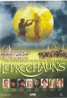 The Magical Legend Of The Leprechauns - Spanish poster (xs thumbnail)