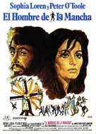 Man of La Mancha - Spanish Movie Poster (xs thumbnail)
