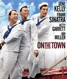 On the Town - Blu-Ray movie cover (xs thumbnail)