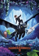 How to Train Your Dragon: The Hidden World - Finnish Movie Poster (xs thumbnail)