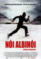 Nói albínói - German Movie Poster (xs thumbnail)
