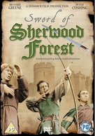 Sword of Sherwood Forest - British Movie Cover (xs thumbnail)