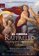 Raffaello - Il giovane prodigio - Italian Theatrical movie poster (xs thumbnail)