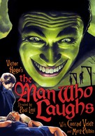 The Man Who Laughs - Movie Cover (xs thumbnail)