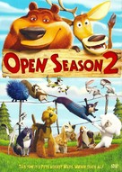 Open Season 2 - DVD cover (xs thumbnail)