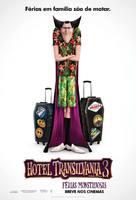 Hotel Transylvania 3: Summer Vacation - Brazilian Movie Poster (xs thumbnail)