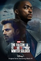 """The Falcon and the Winter Soldier"" - Movie Poster (xs thumbnail)"