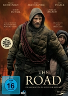 The Road - German DVD cover (xs thumbnail)