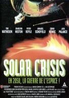 Solar Crisis - French Movie Poster (xs thumbnail)