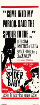 Spider Baby or, The Maddest Story Ever Told - Movie Poster (xs thumbnail)