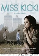 Miss Kicki - Austrian Movie Poster (xs thumbnail)
