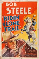 Ridin' the Lone Trail - Movie Poster (xs thumbnail)