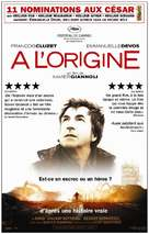 À l'origine - Canadian Movie Poster (xs thumbnail)