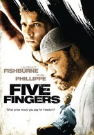 Five Fingers - DVD cover (xs thumbnail)