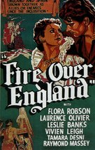 Fire Over England - Movie Poster (xs thumbnail)
