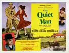 The Quiet Man - British Movie Poster (xs thumbnail)