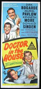 Doctor in the House - Australian Movie Poster (xs thumbnail)