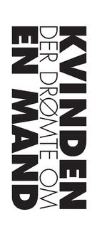 Kvinden der drømte om en mand - Danish Logo (xs thumbnail)