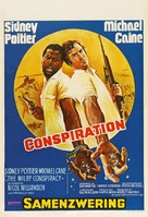 The Wilby Conspiracy - Belgian Movie Poster (xs thumbnail)