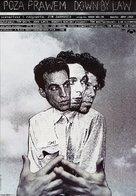 Down by Law - Polish Movie Poster (xs thumbnail)