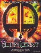 Alien Agent - Movie Poster (xs thumbnail)