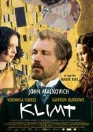 Klimt - German Movie Poster (xs thumbnail)
