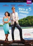 """Death in Paradise"" - Dutch DVD cover (xs thumbnail)"