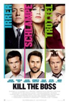 Horrible Bosses - Swiss Movie Poster (xs thumbnail)