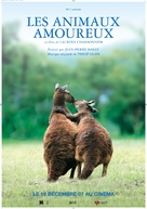 Les animaux amoureux - French Movie Poster (xs thumbnail)