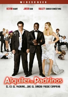 The Wedding Ringer - Argentinian Movie Cover (xs thumbnail)