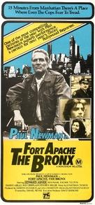 Fort Apache the Bronx - Australian Movie Poster (xs thumbnail)